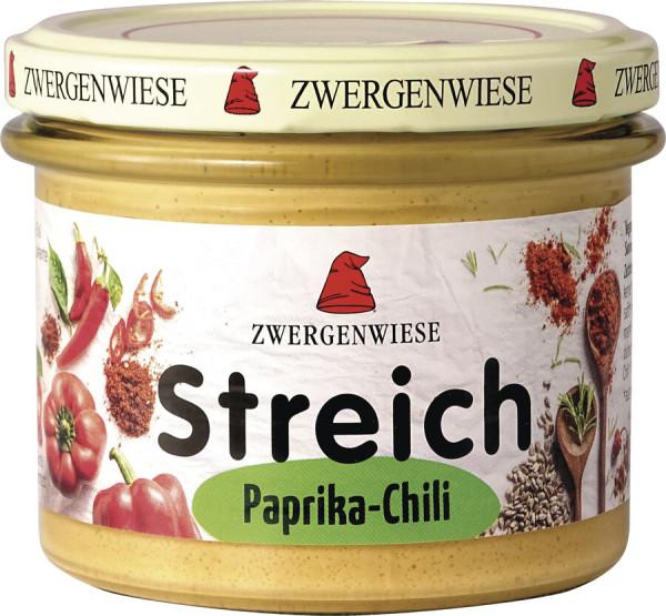 Paprika-Chili Streich