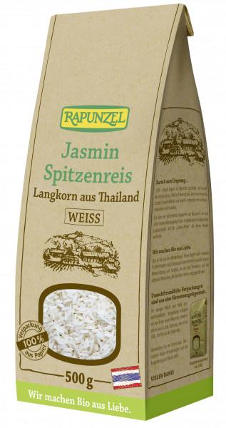 Jasmin Spitzenreis Langkorn weiß