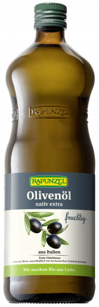 Olivenöl fruchtig, nativ extra