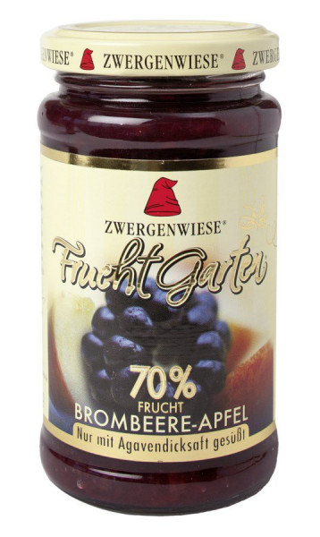 FruchtGarten Brombeere-Apfel