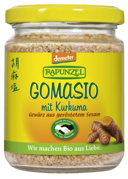 Gomasio mit Kurkuma