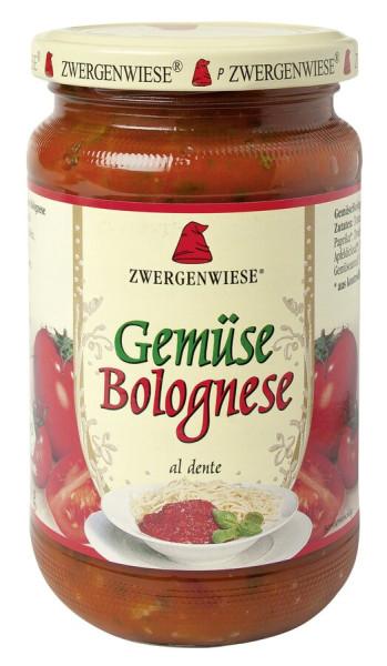 Gemüse Bolognese