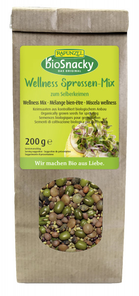 Wellness Sprossen-Mix bioSnacky