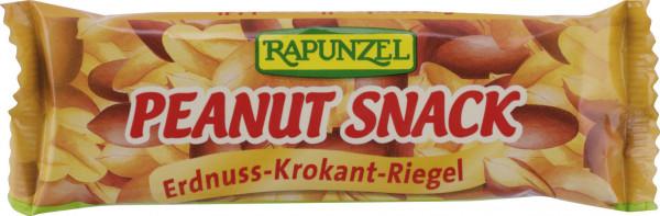 Peanut Snack, Erdnuss-Krokant Riegel