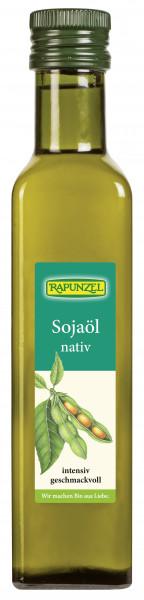 Sojaöl nativ