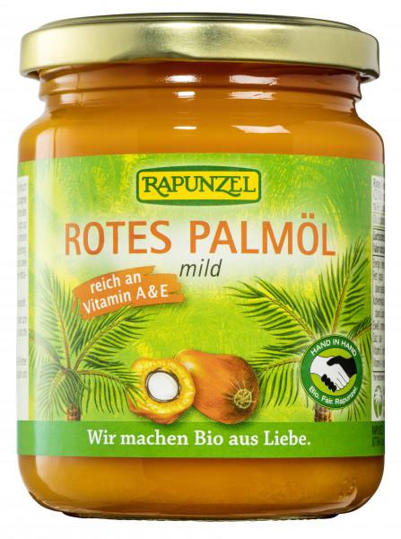 Rotes Palmöl mild