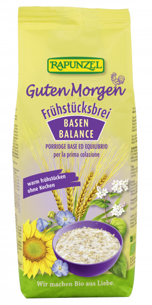 Frühstücksbrei Basen-Balance