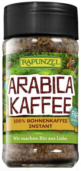 Kaffee Instant, Arabica
