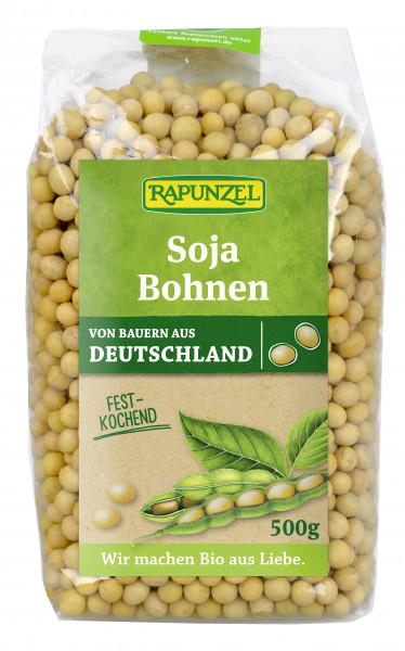 Sojabohnen aus Deutschland