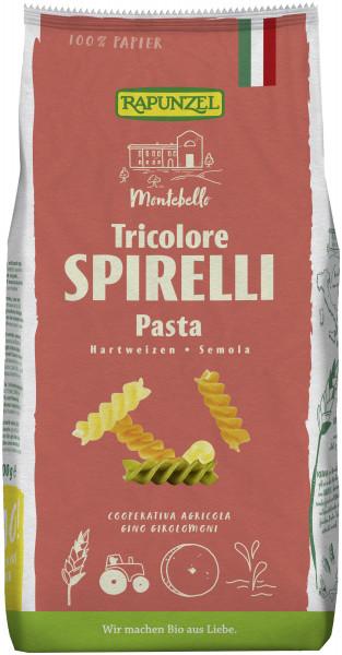 Spirelli Tricolore Semola bunt