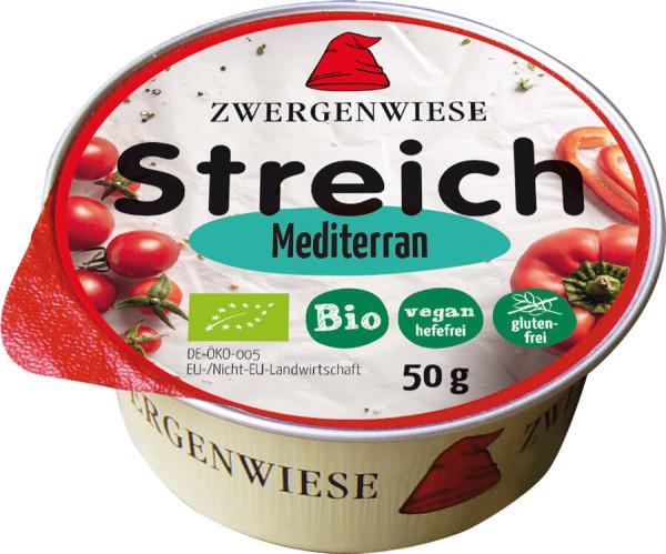 Kleiner Streich Tomate-Paprika