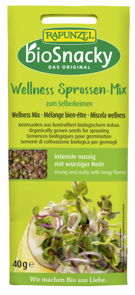 Wellness Sprossen-Mix bioSnacky
