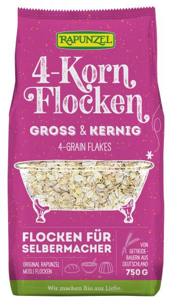 4-Korn-Flocken