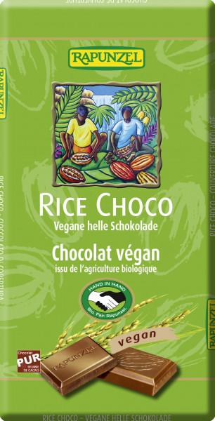 Rice Choco vegane helle Schokolade
