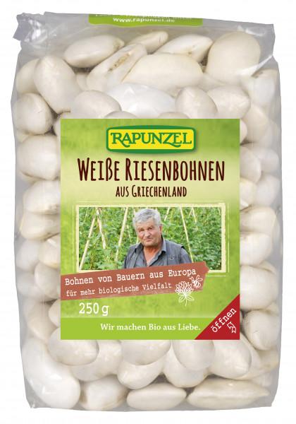 Weiße Riesenbohnen aus Griechenland