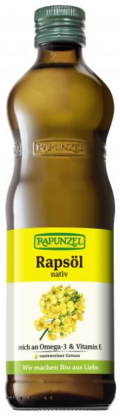 Rapsöl nativ