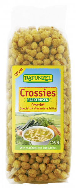 Backerbsen (Crossies)