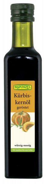 Kürbiskernöl geröstet