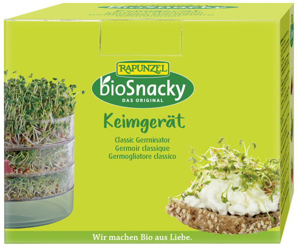 Keimgerät Original bioSnacky