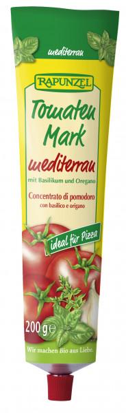 Tomatenmark Mediterran in der Tube