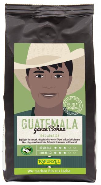 Heldenkaffee Guatemala, ganze Bohne