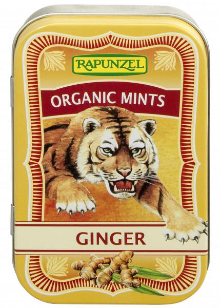 Organic Mints Ginger