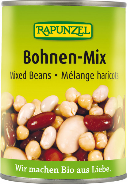 Bohnen-Mix in der Dose