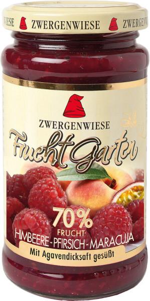 FruchtGarten Himbeere-Pfirsich-Maracuja