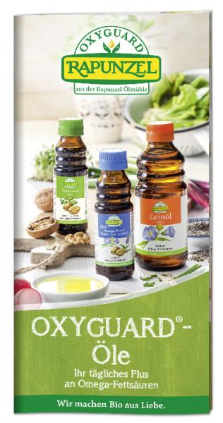 Infobroschüre Oxyguard Öle