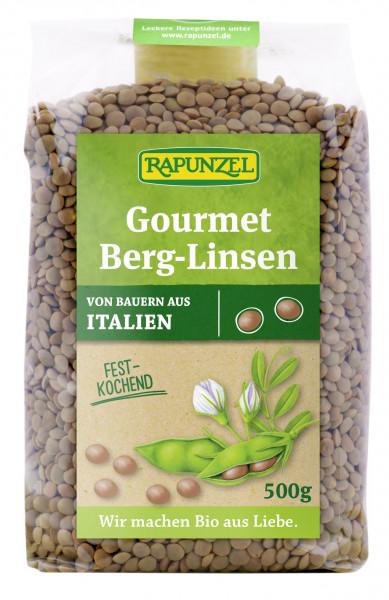 Gourmet Berg-Linsen braun