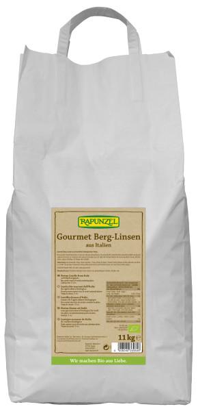 Gourmet Berg-Linsen braun, Papiersack
