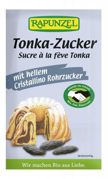 Tonka-Zucker mit Cristallino