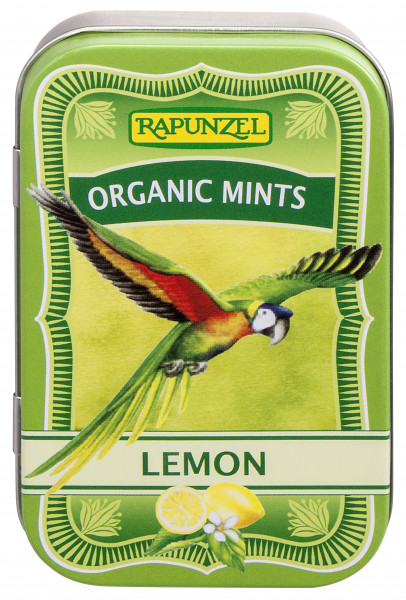 Organic Mints Lemon