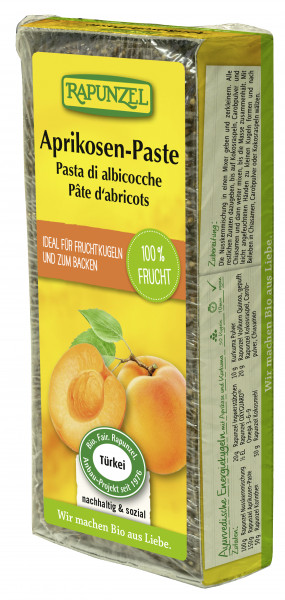 Aprikosen-Paste