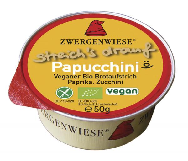 Kleiner streich´s drauf Papucchini