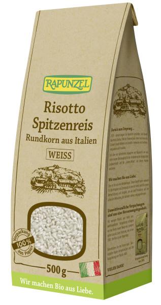 Risotto Rundkorn Spitzenreis 'Ribe' weiß