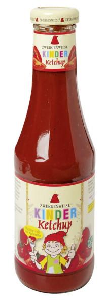 Kinder-Ketchup mit Apfelsüße