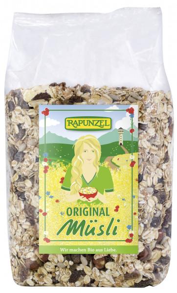 Bildergebnis für rapunzel original müsli 1kg