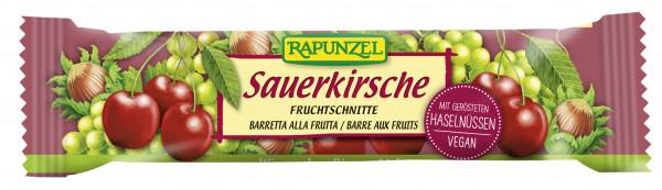 Fruchtschnitte Sauerkirsche