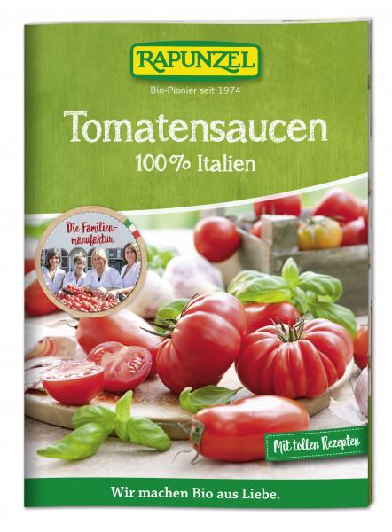 Info Tomatensaucen A6