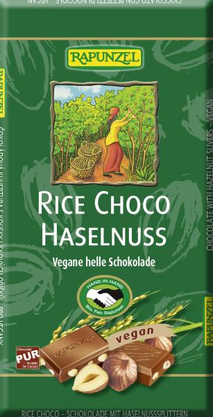 Rice Choco mit Haselnusssplittern