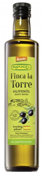 Olivenöl Finca la Torre, nativ extra