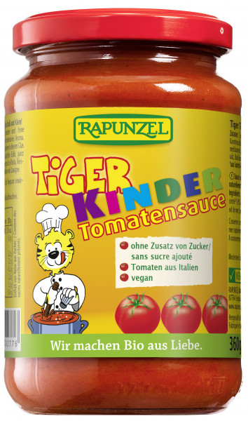 Tomatensauce Tiger