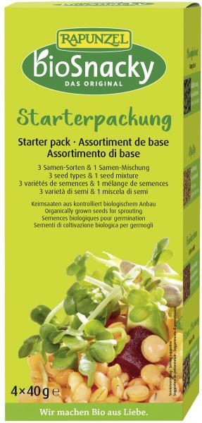 Starter-Packung bioSnacky
