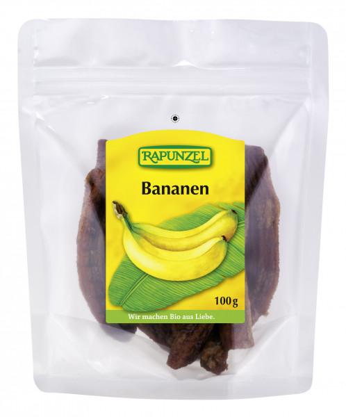 Bananen ganz