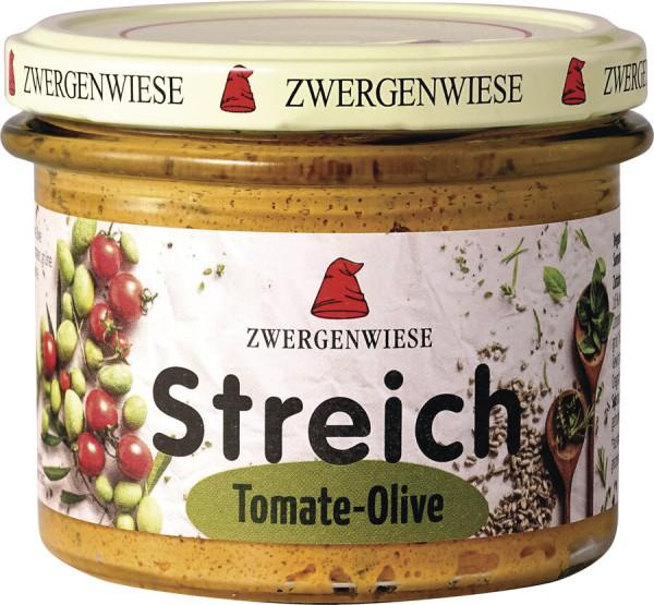 Tomate-Olive Streich