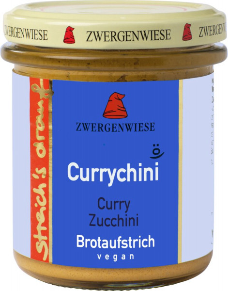 streich´s drauf Currychini