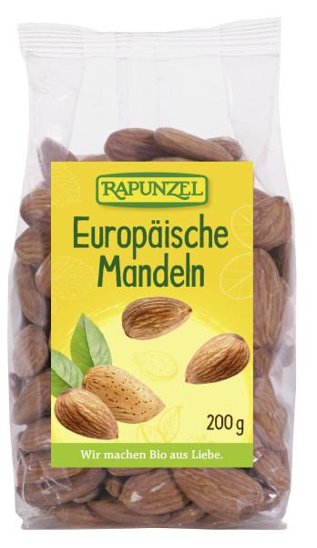 Mandeln, Europa
