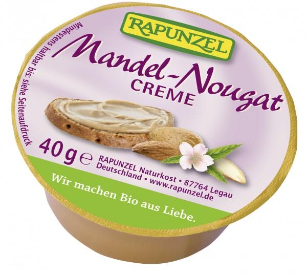 Mandel-Nougat-Creme