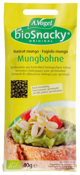 bioSnacky Mungbohne